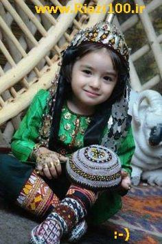 کودکان ترکمنستان