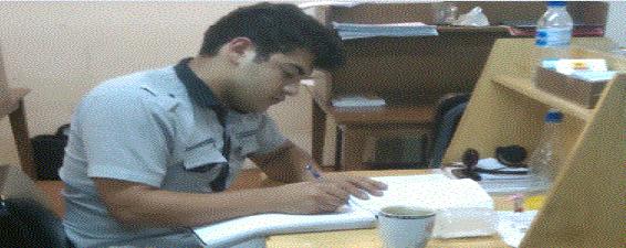 سالن مطالعه دانشگاه امیرکبیر (3 سال قبل)