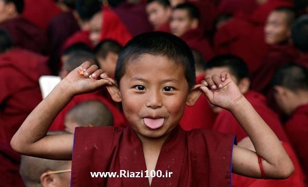 کودکان تبت