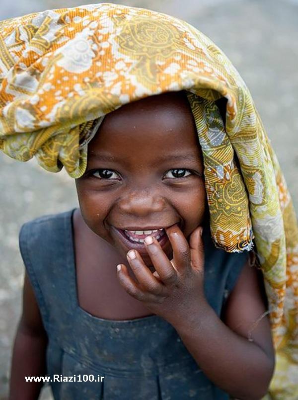 کودکان رواندا
