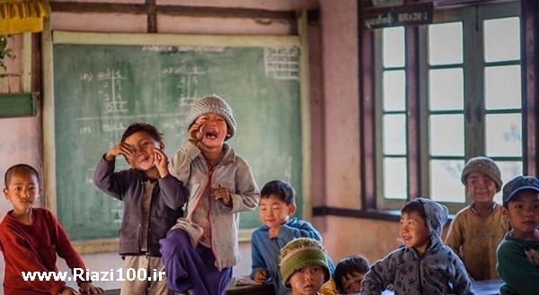 کودکان میانمار