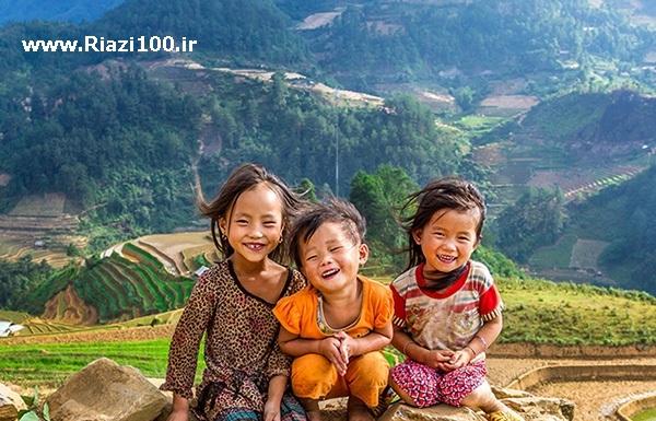-کودکان ویتنام