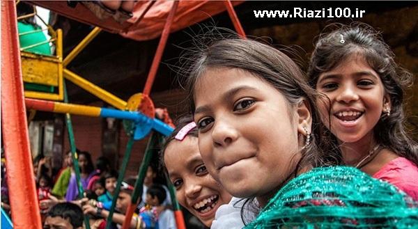 کودکان هند