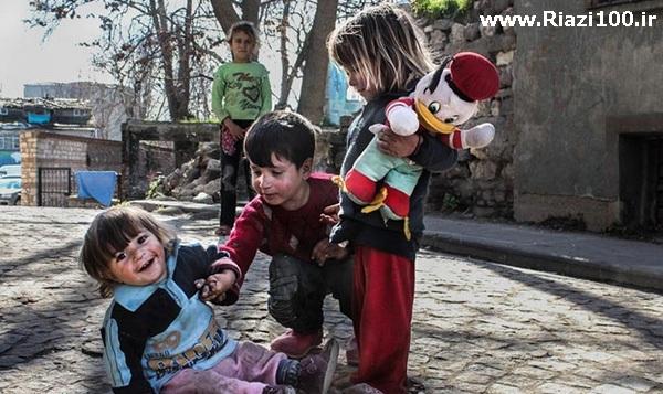 کودکان سوری پناهنده در استانبول