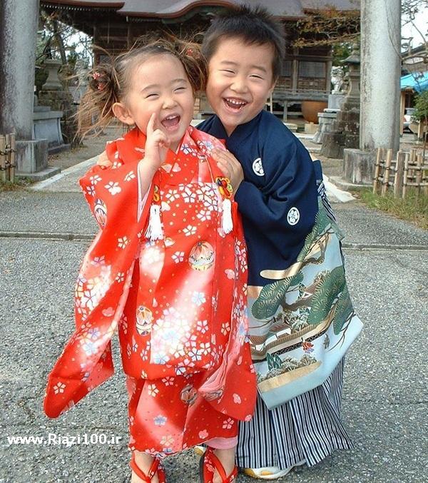 کودکان ژاپن