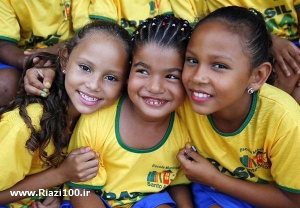 کودکان برزیل