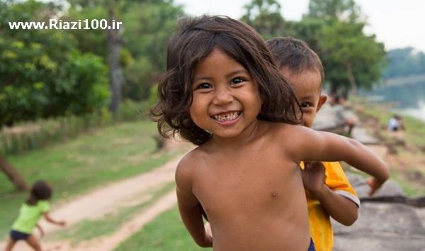 کودکان کامبوج