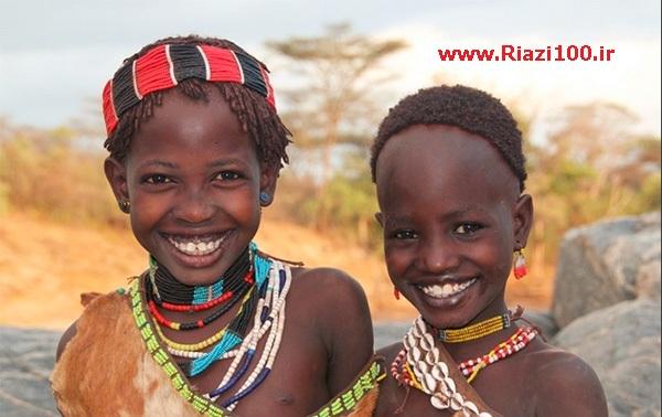-کودکان اتیوپی